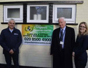 Chigwell Window Centre community hall