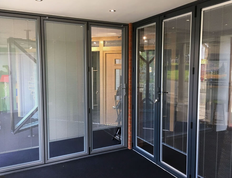 Chigwell Window Centre showroom bifold doors