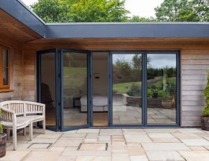 anthracite grey bifolds