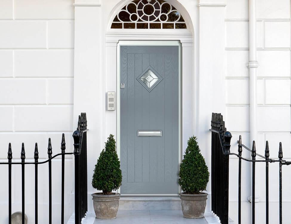Grey-composite-front-door